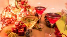 Recetas de cócteles para la cena de Navidad 2018