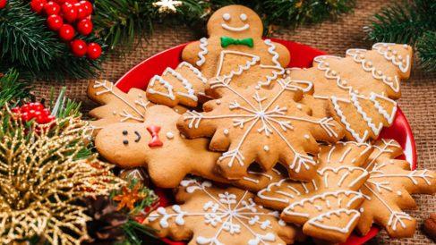 Receta de Galletas de Navidad 2018