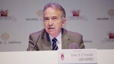 Francisco López Rupérez.