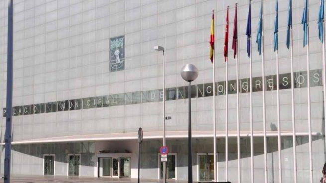 Palacio Municipal de Congresos de Madrid