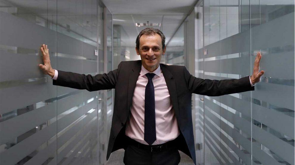 Pedro Duque. Foto: EP