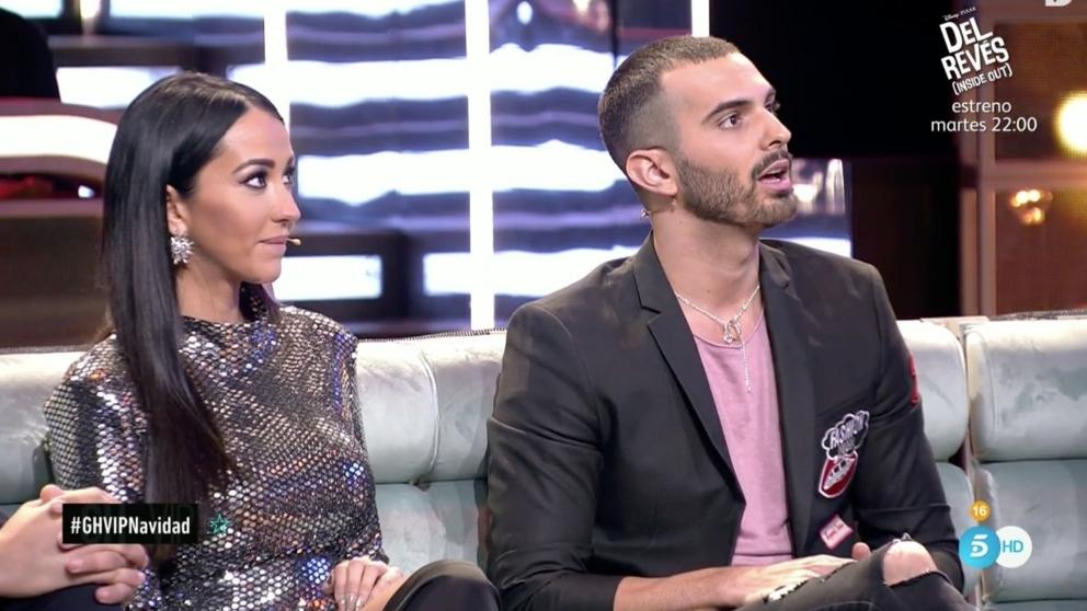 Aurah y Suso pasan por un mal momento después de 'GH VIP 2018'