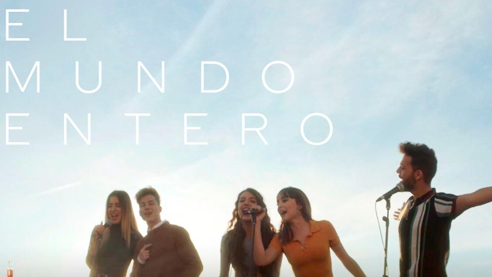 Aitana, Mimi, Agoney , Ana Guerra y Raoul, protagonistas de la Navidad 2018