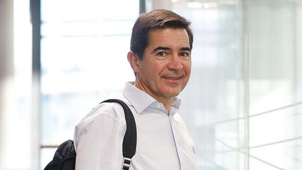 Carlos Torres, presidente del BBVA desde el 1 de enero