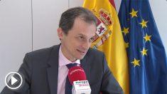 Pedro Duque.