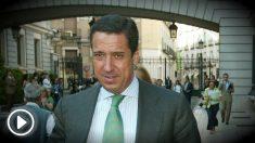 Eduardo Zaplana, ex ministro y ex presidente de la Comunidad Valenciana. (AFP)