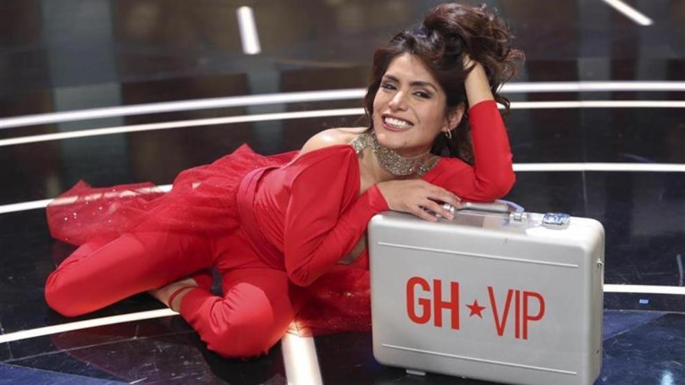 Miriam pasará una buena Navidad 2018 tras ganar 'GH VIP 2018'