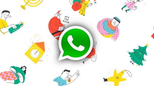 Felicitar la navidad por whatsapp