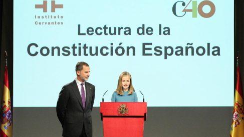 Discurso de Navidad del Rey Felipe VI. Foto: Casa Real