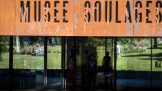 Museo Soulages en Francia (Foto: AFP)