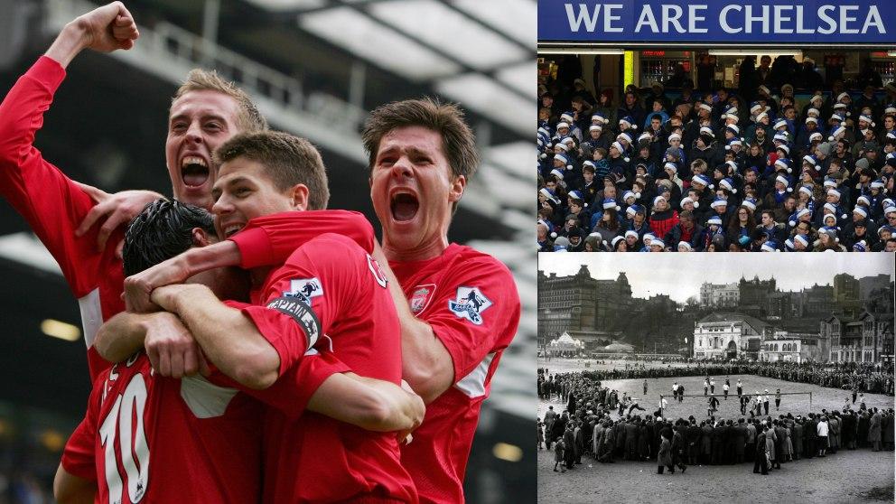 Todo lo que debes saber sobre el Boxing Day de la Premier League.