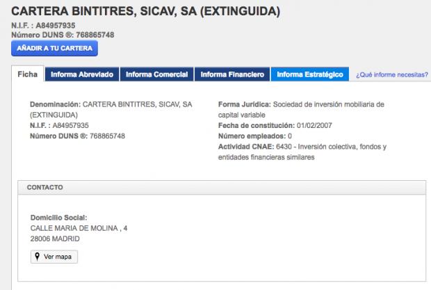 La independentista familia Carulla cierra sus Sicav tras perder más de un millón de euros en un año