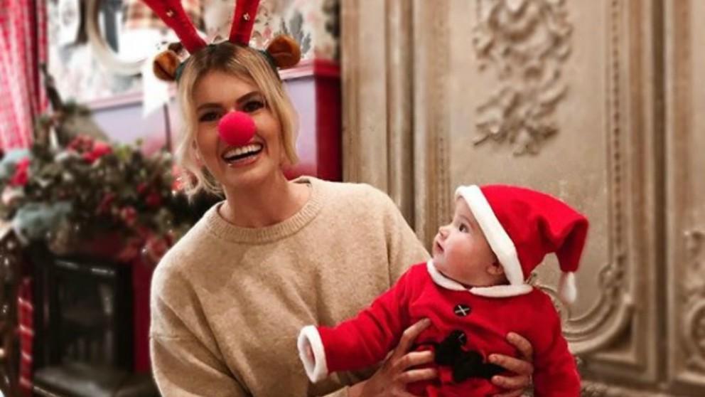 Las familias famosas felicitan la Navidad