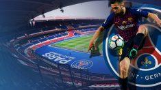 Se avecina guerra entre Barcelona y PSG por Jordi Alba.
