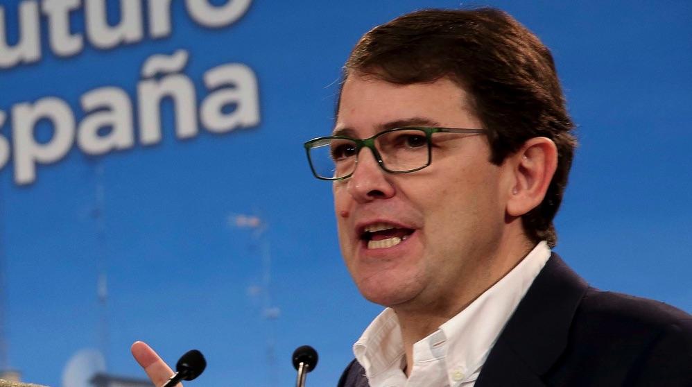 Alfonso Fernández Mañueco. (Foto. PP)