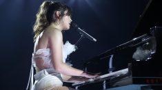 Amaia y un piano, es de lo mejor de 'Operación Triunfo'. (Foto: RTVE)