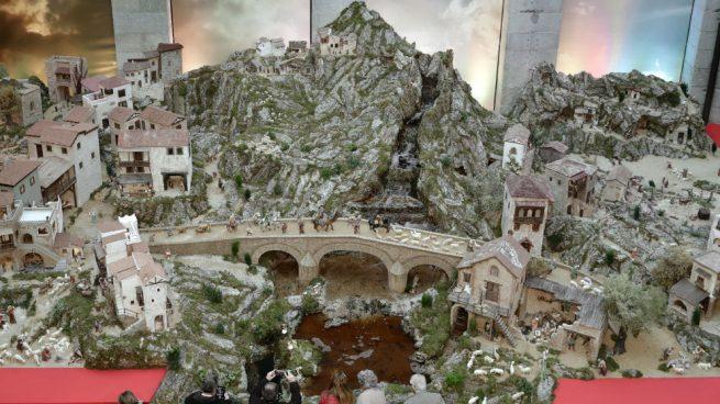 Madrid despide a pap noel y abre este mi rcoles sus puertas a los reyes magos - Casa papa noel madrid ...