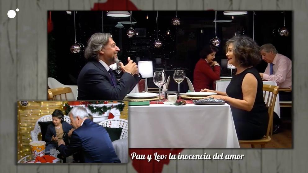 Juan y Montserrat han vivido una cita muy divertida en 'First Dates'