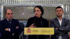 Magdalena Valerio con ATA y UPTA
