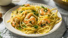 Receta de pasta con vainilla y parmesano