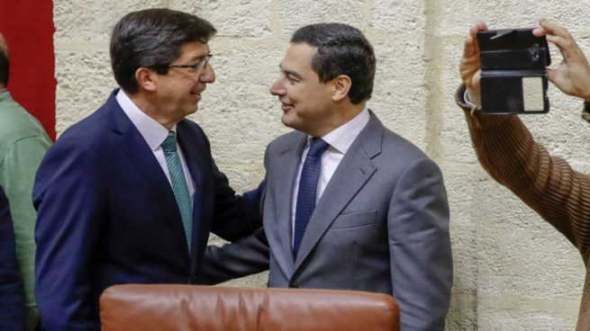 Junta de Andalucía.