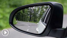 Cómo evitar el temido ángulo muerto del retrovisor del coche