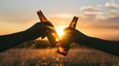 La cerveza sin alcohol una opción cada vez más popular.
