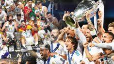 El Real Madrid sigue mandando en Europa.