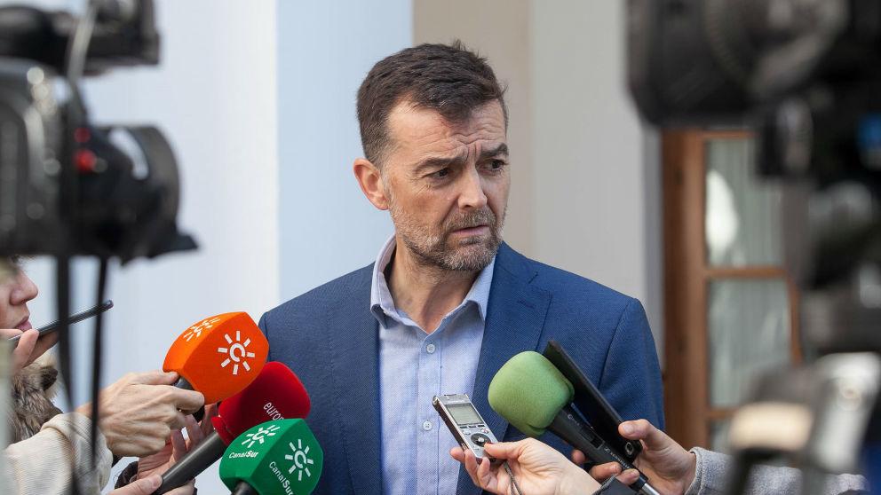 Antonio Maíllo. Foto: Europa Press
