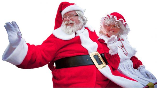 niño ha denunciado a Papá Noel