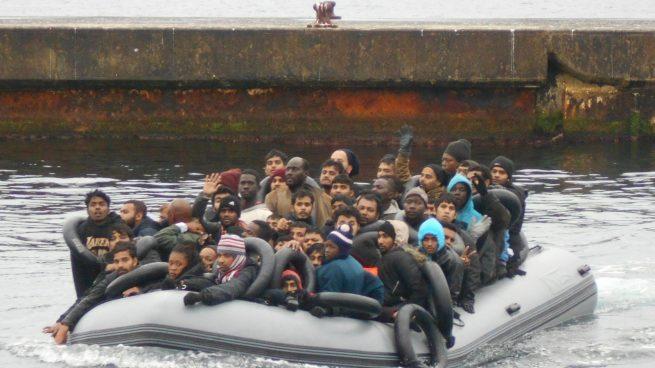 Oleada de pateras: otras 200 personas rescatadas en el Mar de Alborán