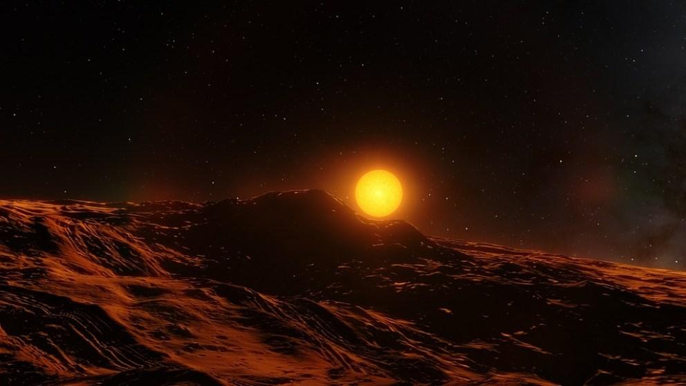 Por qué el oxígeno en la atmósfera de un planeta no garantiza que tenga vida según un estudio