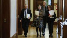 Portavoces del Congreso de los Diputados.
