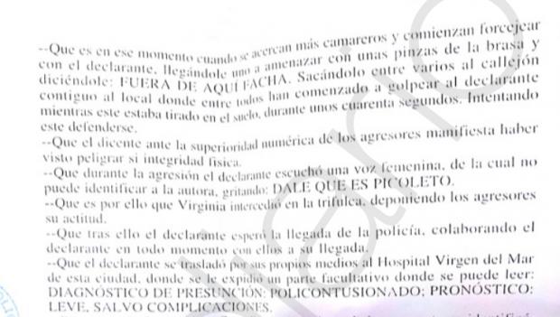 eldiario.es y Maldito Bulo hacen el ridículo en su intento por desmentir la paliza a un guardia civil