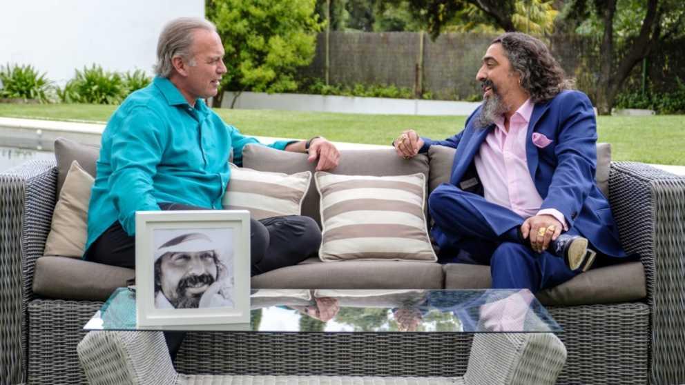 Diego 'El Cigala' en 'Mi casa es la tuya'