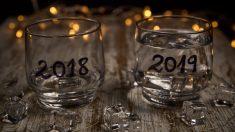 Recetas de cócteles y bebidas para preparar Fin de año 2018