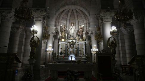Cripta de La Almudena. Foto: Europa Press