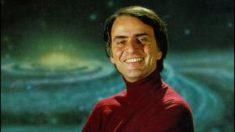 Las frases más inspiradoras de Carl Sagan para dar la bienvenida a 2019