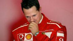 Michael Schumacher sufrió un accidente de esquí el 29 de diciembre de 2013 y poco ha trascendido desde entonces sobre su estado de salud (AFP).