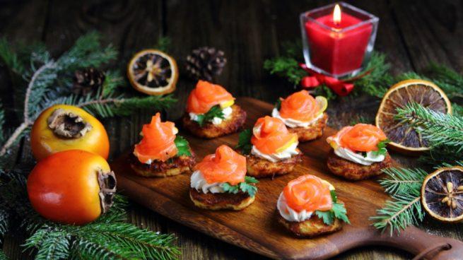 Nochevieja 2018: Entrantes y aperitivos fáciles y originales para la cena de fin de año