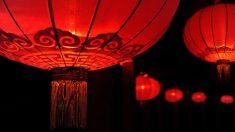 Guía de pasos para decorar una lámpara china