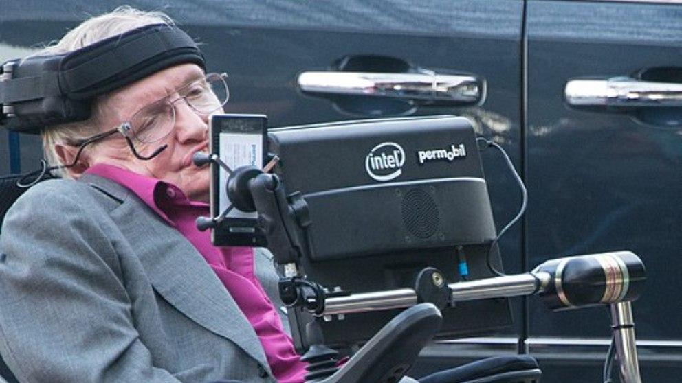 Lee frases inspiradoras de Stephen Hawking para un feliz 2019