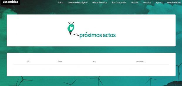 Fracasa la web para marcar a las empresas 'pro' independencia lanzada por ANC