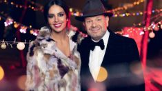 Chicote y Cristina Pedroche en Antena 3