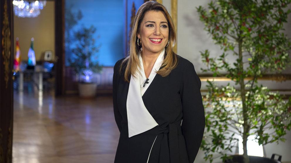 Susana Díaz (Foto: Junta de Andalucía)