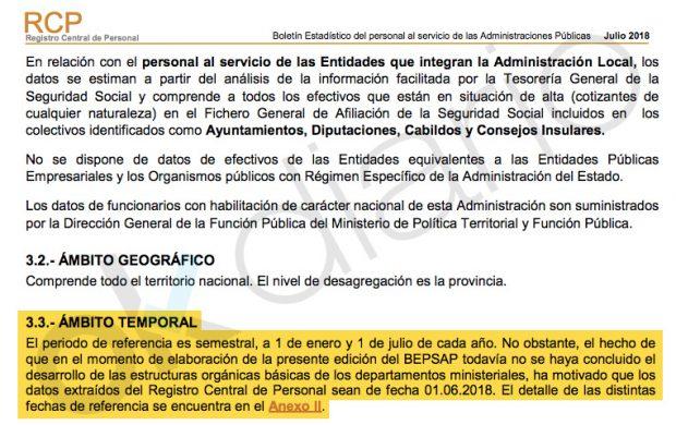 El Gobierno de Sánchez usa una treta temporal para ocultar el número de asesores 'a dedo'