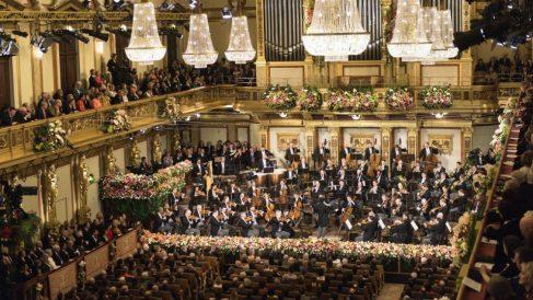 Concierto de Año Nuevo de Viena. Foto: Europa Press