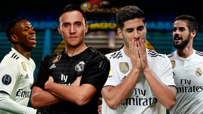 """El mensaje del Real Madrid a la plantilla: """"De aquí no se va nadie"""""""