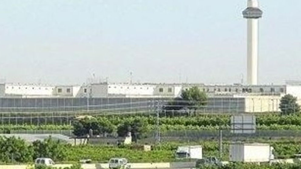 La cárcel de Picassent en Valencia. Foto: Europa Press