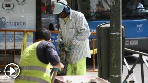 Sube el salario mínimo. Trabajadores (Foto: EP)